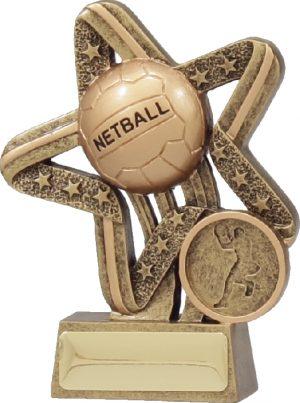 Netball  SS 110mm
