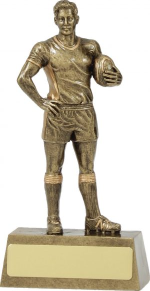 Rugby Hero 160mm