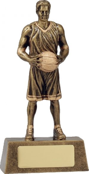 Basketball Male Hero 155mm