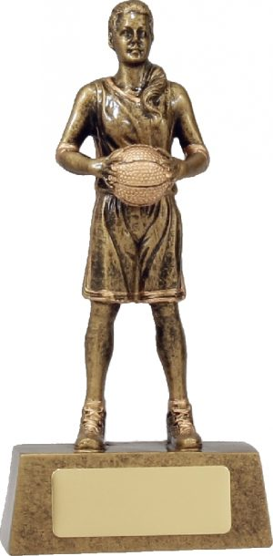 Basketball Female Hero 155mm