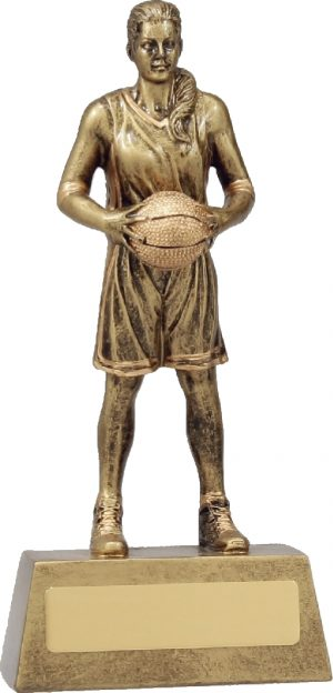 Basketball Female Hero 190mm