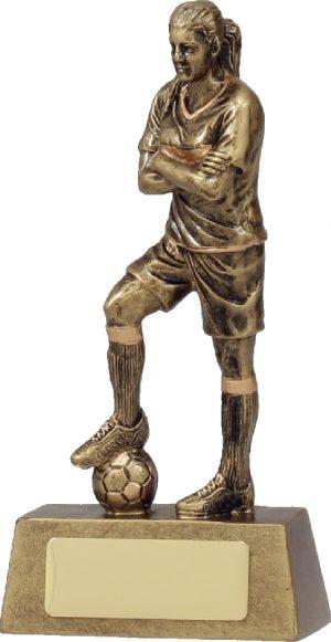 Soccer Hero Female 160mm