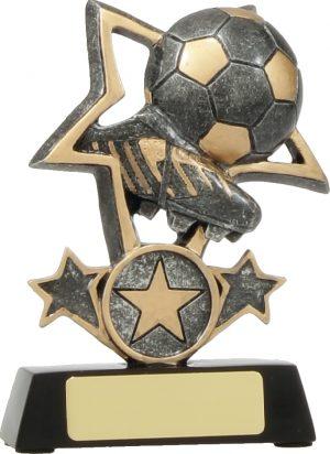 Soccer Tri-Star 115mm