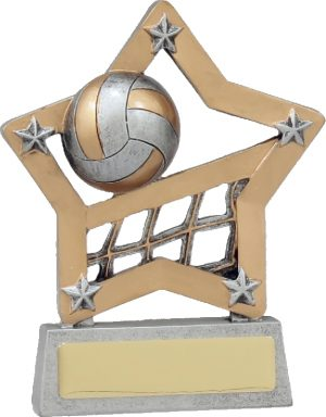 Volleyball Mini Star 130mm