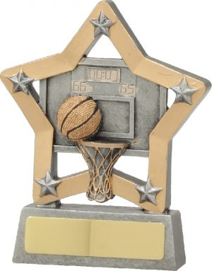 Basketball Mini Star 130mm