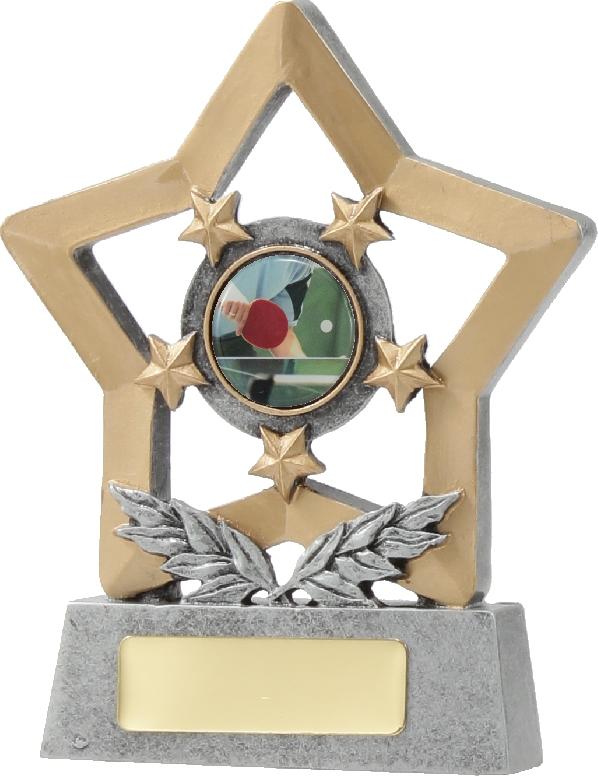 Achievement Mini Star 130mm (25)