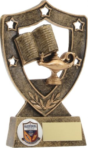 Academic Gold Shield 135mm