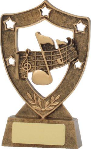 Music Gold Shield 135mm