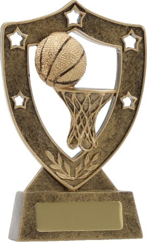 Basketball Shield 135mm