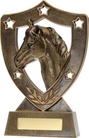 Horse Shield 155mm