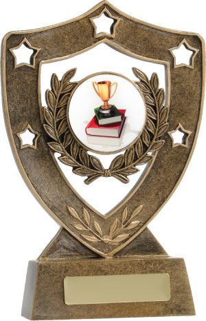 Achievement Gold Shield 210mm