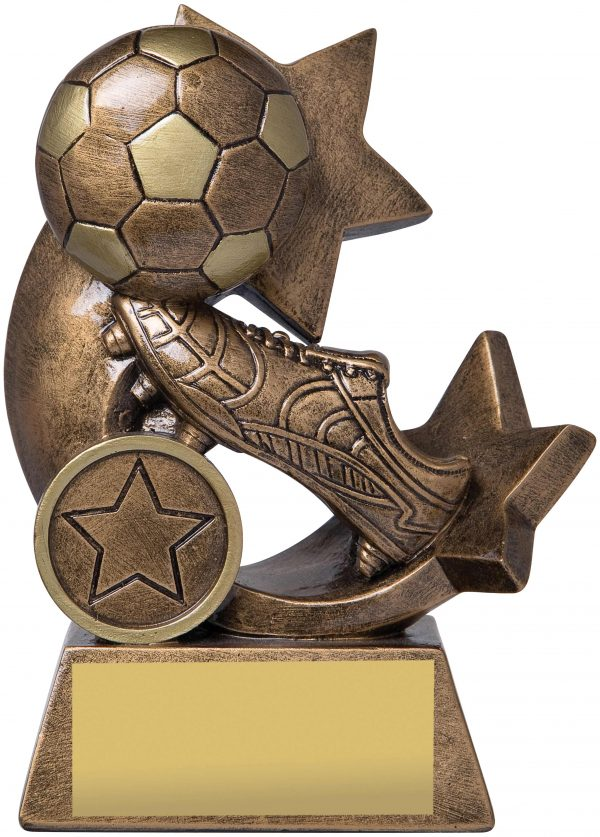 2 Stars Football 120mm