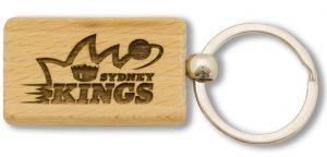 Timber Keychain