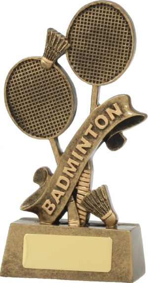 Gold Badminton 160mm