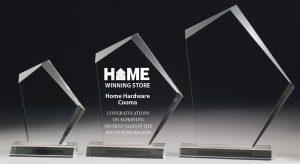 Acrylic Award Summit 275mm