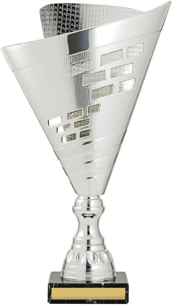 Silver Fanstar 285mm