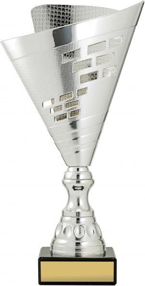 Silver Fanstar 315mm