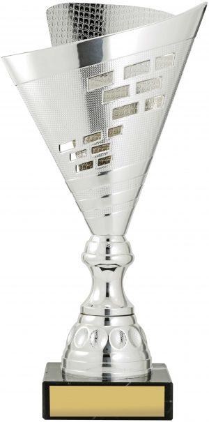Silver Fanstar 325mm