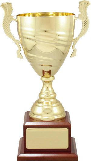 Prestige Cup Gold 375mm