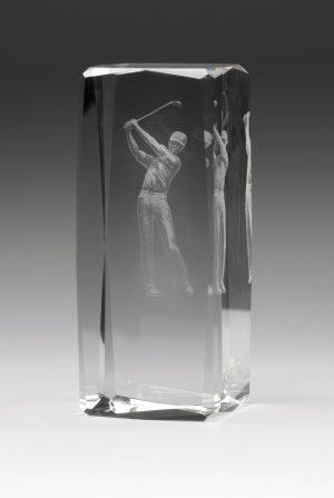 Golf Hologram Male 120mm