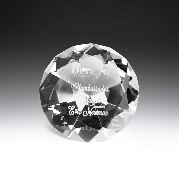 Diamond Crystal 100mm