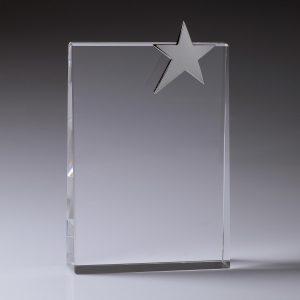 Crystal Star Tablet 195mm