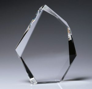 Crystal Mountain Award 150mm
