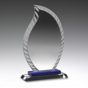 Aqua Glass Award 210mm
