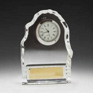 Iceberg Crystal Clock 110mm