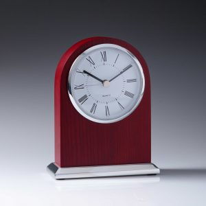Woodcraft Arch Clock 140mm