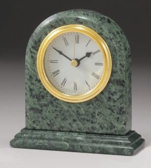 Marble Clock Arch 150mm
