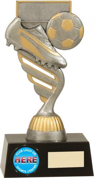 Silver Soccer 165mm