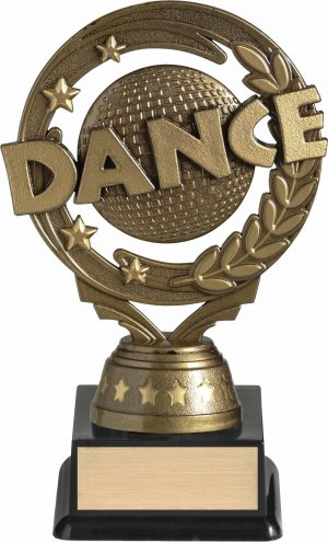 Dance Budget Gold 150mm