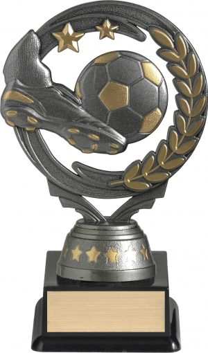 Soccer Budget Silver 150mm