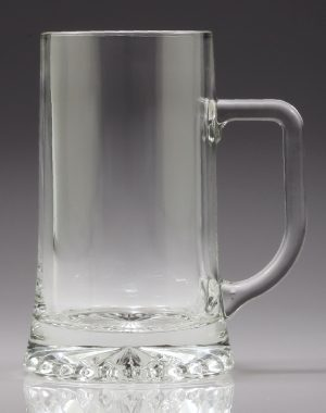 Glass Tankard 290ml