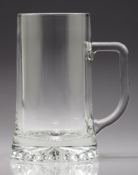 Glass Tankard 290ml