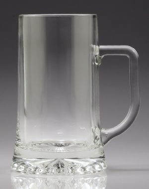 Glass Tankard 500ml