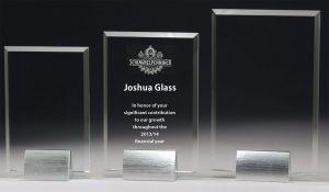 Vintage Glass Award 230mm