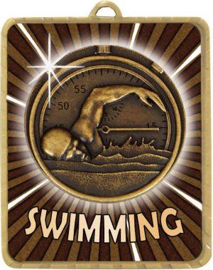 Lynx Medal Swim