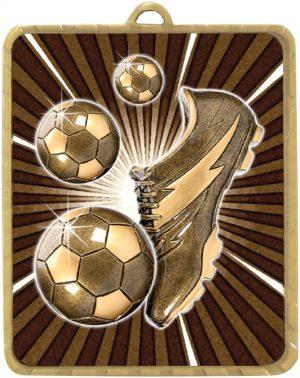 Lynx Medal Soccer