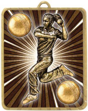 Lynx Medal F/Cricket Bowler