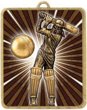 Lynx Medal F/Cricket Batting