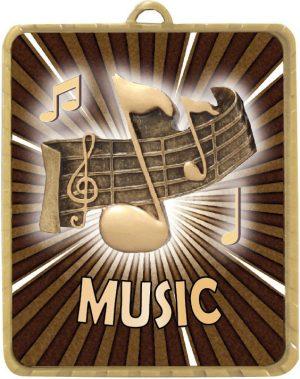 Lynx Medal Music