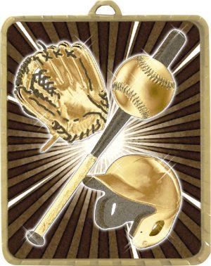 Lynx Medal Baseball