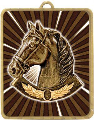 Lynx Medal Horse