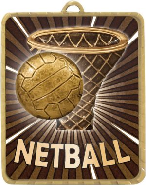Lynx Medal Netball