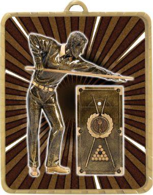 Lynx Medal Snooker / Pool