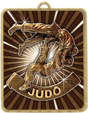 Lynx Medal Judo