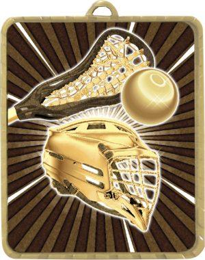 Lynx Medal Lacrosse