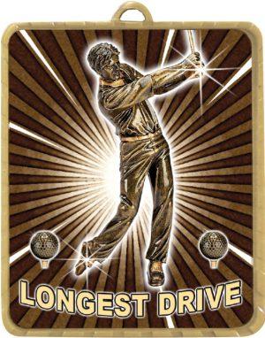 Lynx Medal Longest Drive